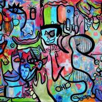 FERNANDES-AnA-HAPPENING-Paint-Tube-1m-de-diamètre-et-175m-de-haut