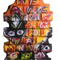 KARLY-ANN-V-africa-dance-114X80cm-street-art